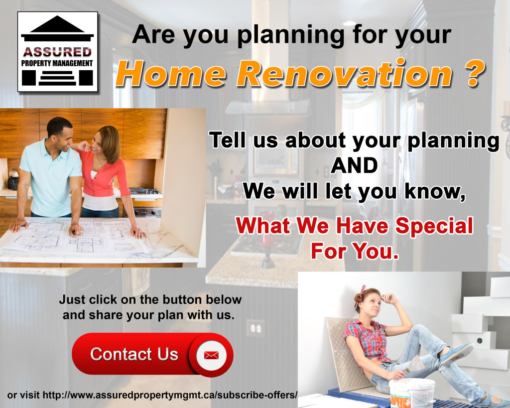 Home Renovation Offers